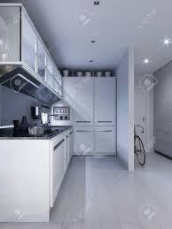 corner kitchen cabinet furniture white corner kitchen in contemporary design with modern technological