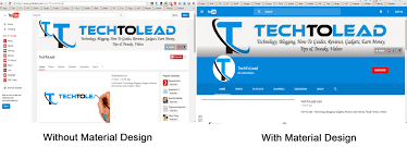 Best Home Design Youtube Channels How To Enable Material Design Layout On Youtube Before Its