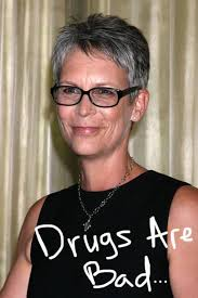jamie lee curtis haircut back view jamie lee curtis speaks about her drug addiction and michael