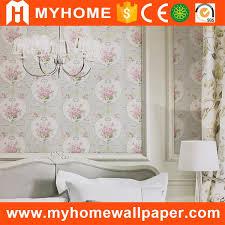 wallpaper dinding kamar vintage cari terbaik wallpaper bunga mawar pink produsen dan wallpaper bunga