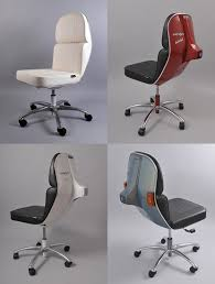 Officechairs Design Ideas Popular Unique Office Chairs Intended For 20 Chair Designs