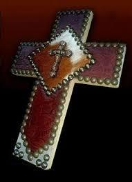 handcrafted saltillo tile cross 7