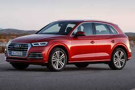 Audi Q5 Features - 2018 audi q5 first look review