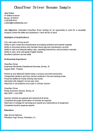 Maintenance Description For Resume Stunning Bus Driver Resume To Gain The Serious Bus Driver Job