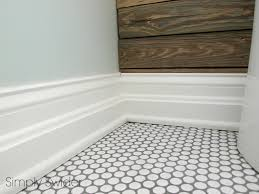 bathroom baseboard ideas tile baseboards in bathrooms mudroom