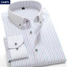 mens casual dress shirts shirt shirt men striped long sleeve