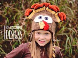 turkey hat dindon the turkey hat pdf crochet pattern irarott inc