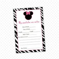 baby minnie mouse baby shower free printable minnie mouse baby shower invitations dhavalthakur