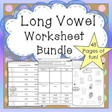 the 25 best long vowel worksheets ideas on pinterest long a