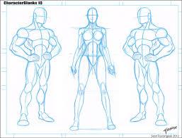 blank templates 10 by stourangeau on deviantart