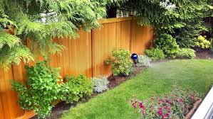 Backyard Wall Fences Guide To Fencing Costs U0026 Materials Angie U0027s List