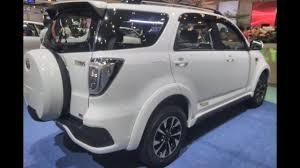 Daihatsu Mpv New Daihatsu Terios 7 Seater Mpv Hit On Maruti Ertiga Check