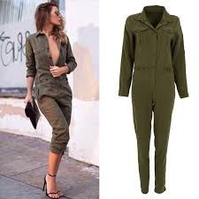 cheap rompers and jumpsuits sleeve overalls romper jumpsuit slim clubwear bodycon