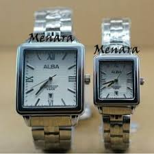 Jam Tangan Alba Pasangan buy sell cheapest zuncle simple best quality product deals