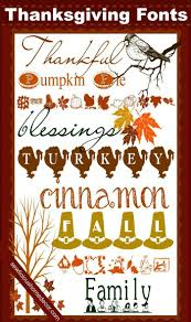 printable thanksgiving decorations 489 best free fonts images on pinterest pretty fonts fun fonts