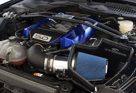 images for 2015 mustang steeda proflow mustang cold air intake no tune 15 17 gt 555