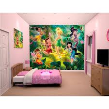 disney fairies wallpaper by walltastic great kidsbedrooms the disney fairies wallpaper by walltastic