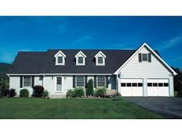 cape cod house plans with attached garage cape cod house plan 047h 0003 22x22 attached garage with storage