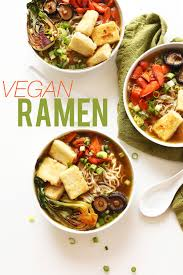 cuisine vegan easy vegan ramen minimalist baker recipe