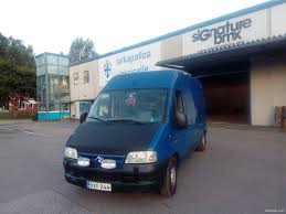 citroen jumper fourgon 2 8hdi long high 2004 used vehicle