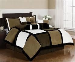 Black And Teal Comforter Bedroom Amazing Black U0026 White Bedspreads And Comforters Plain