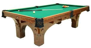 brunswick mission pool table antique brunswick st bernard mission pool table midcentury