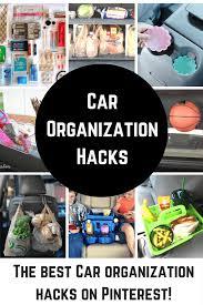 12 cool car organization hacks princess pinky