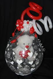 balloons with gifts inside balloons decoration tot send balloons geelong vic