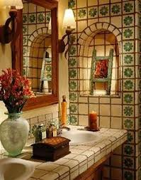 Mexican Tile Bathroom Ideas Colors Bathroom Shower Using Mexican Tiles By Kristiblackdesigns Com