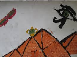 egyptian art art for kids