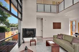 garage door ideas living room contemporary with area rug balcony