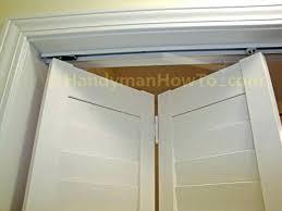 Lowes Folding Closet Doors Folding Closet Door Letsclink