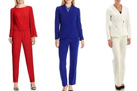19 pantsuits that will make you feel powerful