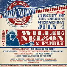 Willie Nelson Backyard Willie Nelson Announces 2018 4th Of July Picnic Lineup Koke Fm