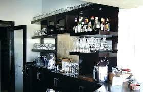 Wall Bar Unit Wall Bar Units Wall Bar Cabinet Pertaining To Elegant