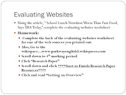 research paper steps ppt download