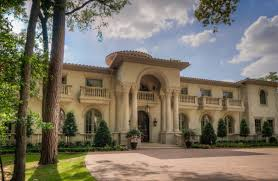 mediterranean style mansions this mediterranean style mansion is located in houston tx the