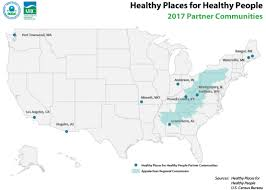 Washington State Radon Map by Epa To Help Greensboro Al Improve Health Environment And