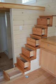 decorations save space by creating a storage under stairs diy