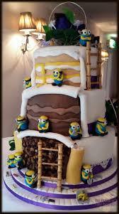 minion wedding cake topper wedding cakes cool minion wedding cake idea wedding minion