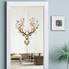 Japanese Room Dividers by Aliexpress Com Buy Sewcrane Floral Deer Japanese Home Restaurant