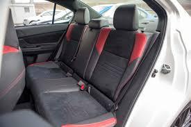 subaru seat belt 2015 subaru wrx sti first drive automobile magazine