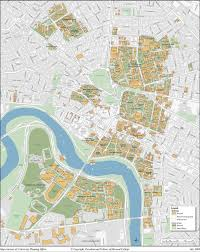 Boston University Map Boston Map Maps Boston United States Of America