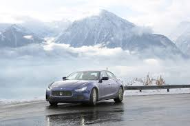 ordering guide for 2014 u s spec maserati ghibli leaked on