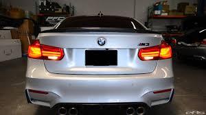 Bmw M3 Baby Blue - lci tail light upgrade bmw f80 m3 youtube