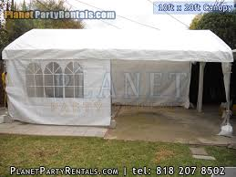 party tent rentals prices pictures santa clarita west los