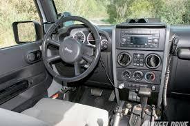 07 jeep wrangler 1012 4wd 15 2007 jeep wrangler jk unlimited interior photo