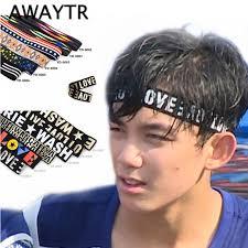 elastic headband aliexpress buy awaytr women men elastic headband hair