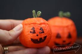 styrofoam pumpkins diy styrofoam pumpkins 365 days of crafts inspiration