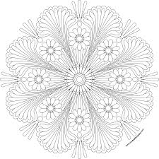 don u0027t eat the paste happy mandala to print and color